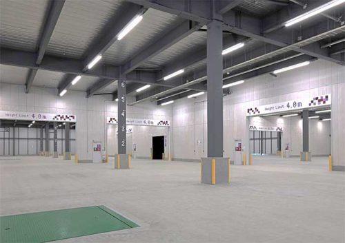 20190620cre2 500x353 - CRE/埼玉県川越市で延床1.5万m2のロジスクエア川越IIを竣工