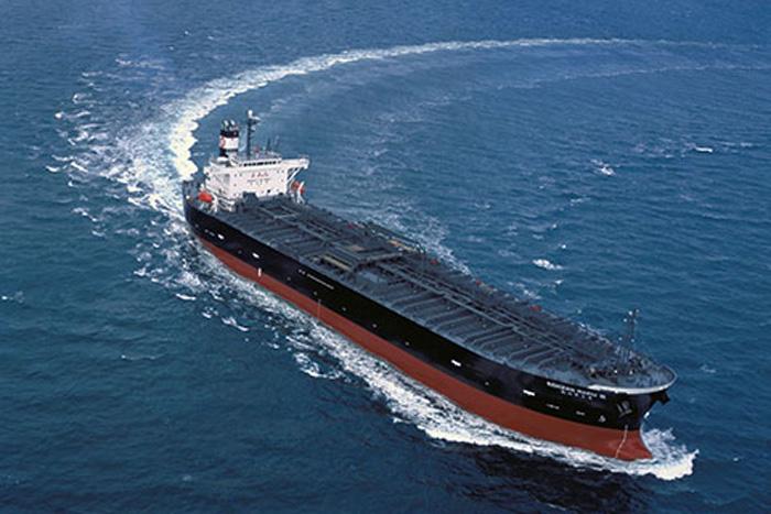 メタノールタンカー「KOHZAN MARU Ⅲ」(船舶管理:NYK Shipmanagement Pte. Ltd.)