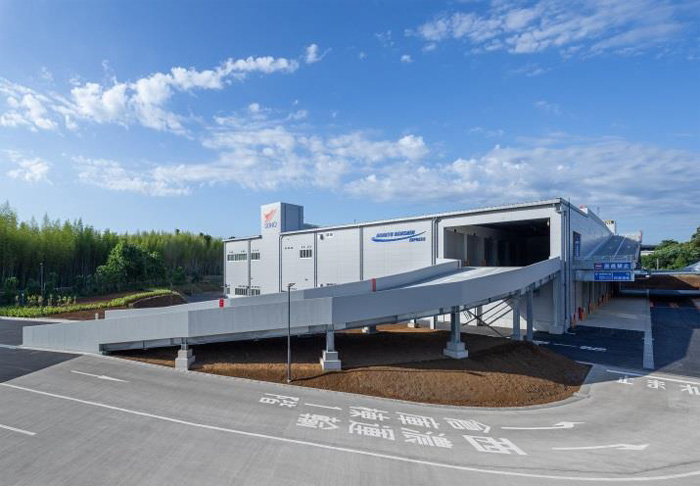 20190626hankyuhan2 - 阪急阪神エクスプレス/西濃運輸成田支店内倉庫棟に2.6万m2の拠点を開設