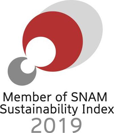SNAM サステナビリティ・インデックス」