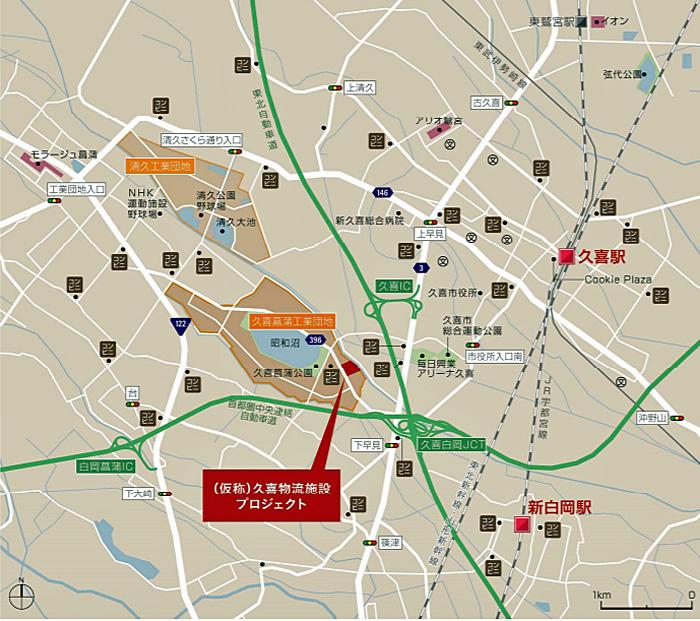 20190626tokyotatemono2 - 東京建物/物流施設開発事業を本格展開、第1弾は埼玉県久喜市で着工