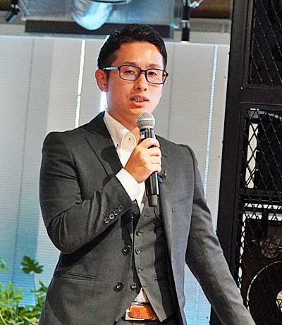 MUJINの滝野CEO