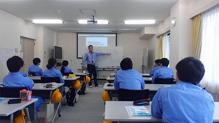 20190702butsuryuren - 日本物流連/山九の新入社員に他企業が研修行う企業間クロス教育実施
