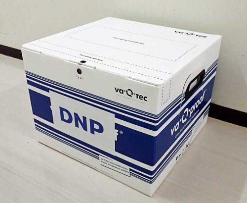20190703dnp 500x410 - 大日本印刷/未開封のまま内容物を確認できる医薬品輸送用ボックス開発