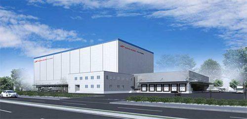 20190703maruhanichiro 500x241 - マルハニチロ物流/70億円投じ、名古屋市港区に次世代型冷蔵倉庫建設