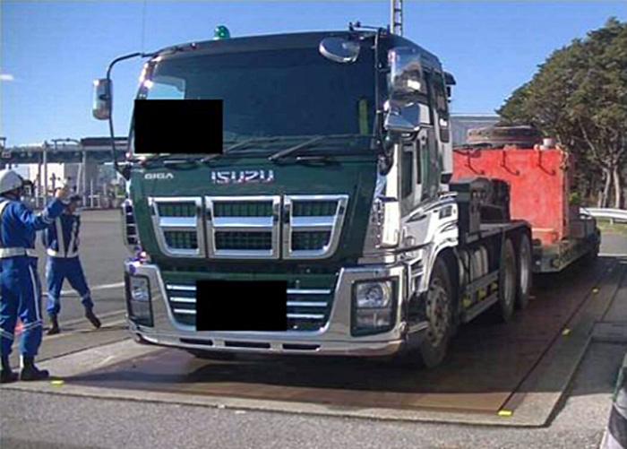 20190703nexcoe2 - NEXCO東日本ほか/東関道で重量超過値36.65tの重量超過車両を告発