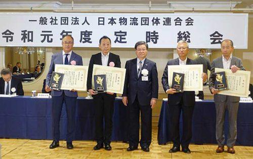 20190704jpr2 500x314 - JPR/キユーピーなどとの共同幹線輸送で「物流環境大賞 特別賞」受賞