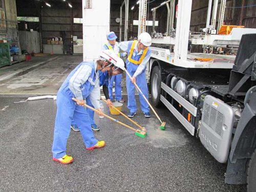 20190705toyota2 500x375 - トヨタ輸送/トヨタ輸送グループ環境月間を開催