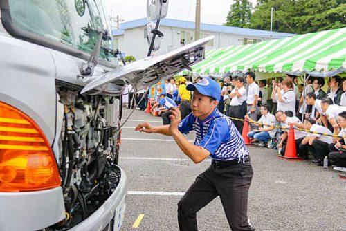20190708sagawa3 500x334 - 佐川急便/第27回ドライバーコンテスト開催