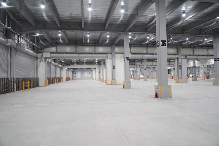 20190710hankyuhan12 - 阪急阪神エクスプレス/西濃とのシナジー構築、成田ロジセンター開所