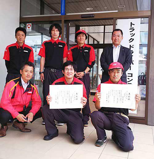 20190710sbs2 500x513 - SBSフレックネット/長野県トラック協会主催のドラコンで2名入賞