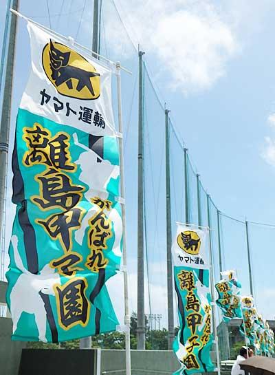 20190711yamato2 - ヤマト運輸/国交大臣杯、全国離島交流中学生野球大会に協賛