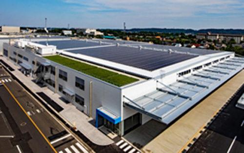 新テンショナー工場