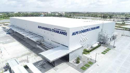 20190717alps 500x281 - アルプス物流/タイ法人が2.4万m2の新倉庫竣工