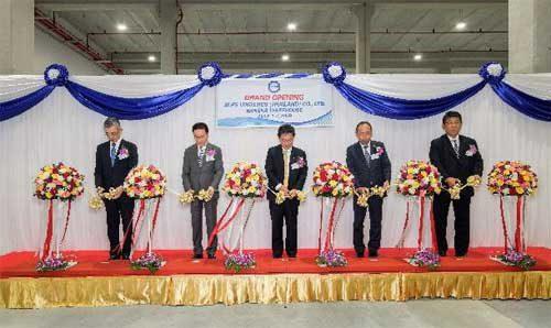 20190717alps2 500x298 - アルプス物流/タイ法人が2.4万m2の新倉庫竣工