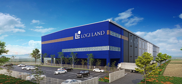 20190719logiland1 - ロジランド/埼玉県加須市に3万m2の物流施設を開発