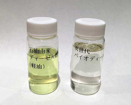 ユーグレナが製造するバイオ燃料