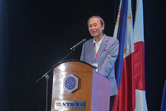 20190725nyk - 日本郵船/フィリピンの船員配乗会社が創立30周年