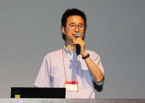 中国科学院微電子研究所のJie Chen Deputy CTO Professor