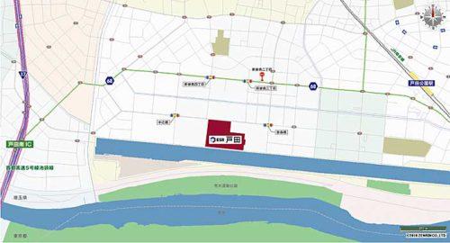 20190726esr3 500x270 - ESR/埼玉県戸田市で8.6万m2のマルチテナント型物流施設着工
