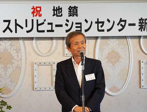 ESRの松波秀明取締役マネージングディレクター
