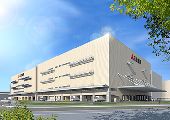 20190729mitsubishis - 三菱倉庫/埼玉・三郷市で2.7万m2の配送センター建設に着手