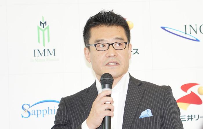 INCJのベンチャー・グロース投資グループの鑓水英樹マネージングディレクター
