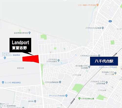 Landport東習志野