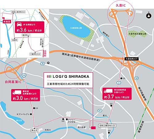 20190801tokyu3 - 東急不動産/埼玉県白岡市の物流施設で竣工前内覧会、8月27・28日開催