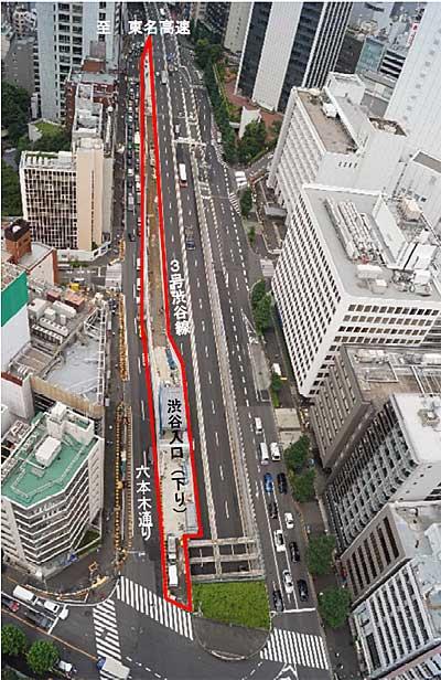 20190807syutoko3 - 首都高/小松川JCTと渋谷入口(下り)が2019年内に開通