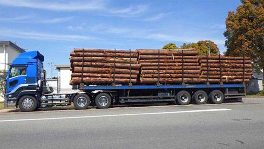 20190808nexco1 520x293 - NEXCO中日本/伊勢自動車道で重量超過27.1トンのトレーラー告発