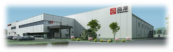 新工場の外観イメージ