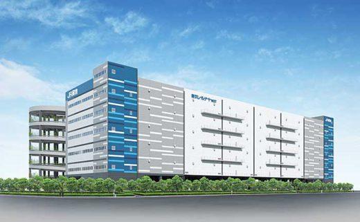 20190809jr3 520x321 - JR貨物/品川区に建設中の物流施設で貸借予約契約を締結