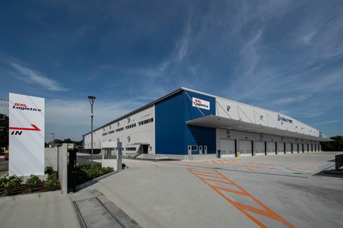 20190819lassal1 - ラサール/茨城県つくばみらい市に3.8万m2の物流施設竣工