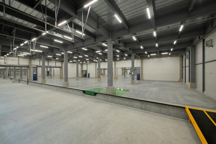 20190819lassal3 - ラサール/茨城県つくばみらい市に3.8万m2の物流施設竣工