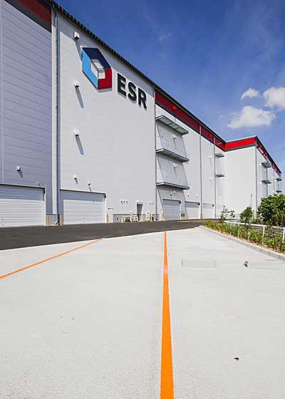 20190821esr22 - ESR/千葉県野田市で3.7万m2マルチテナント型物流施設竣工