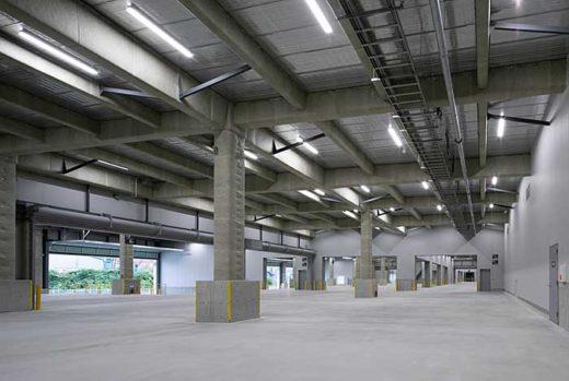 20190821esr24 520x349 - ESR/千葉県野田市で3.7万m2マルチテナント型物流施設竣工