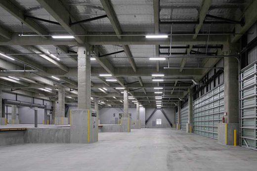 20190821esr25 520x347 - ESR/千葉県野田市で3.7万m2マルチテナント型物流施設竣工