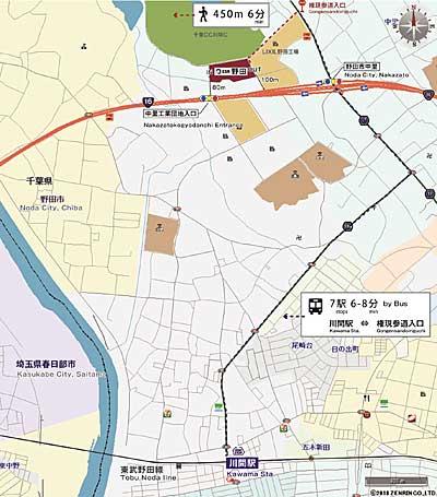 20190821esr27 - ESR/千葉県野田市で3.7万m2マルチテナント型物流施設竣工