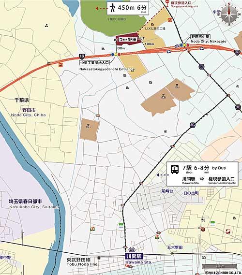 20190821esr4 - ESR/千葉県野田市の物流施設で内覧会・ロボットセミナー開催