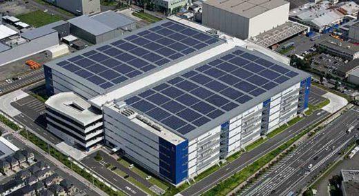 20190821mitsubishi 520x284 - 三菱地所・ラサール/相模原市の物流施設2棟で環境認証取得