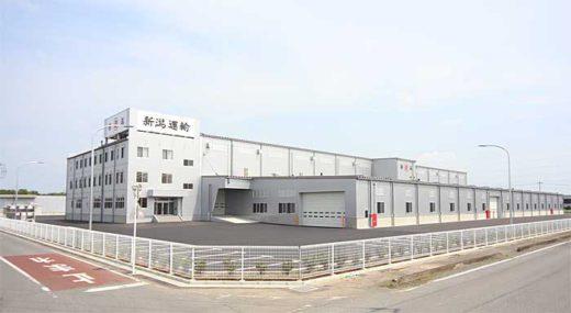 新潟運輸高崎支店