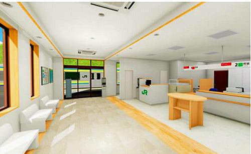 20190823yubin2 - 日本郵便、JR東日本/郵便局窓口業務と駅窓口業務を一体運営