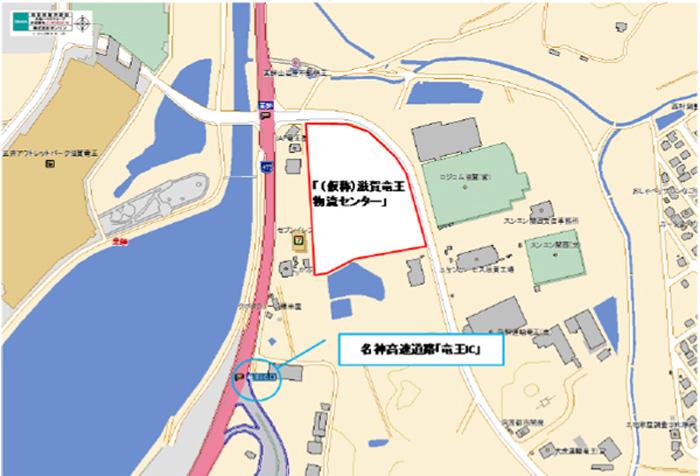 20190828daiwab2 - 大和物流/滋賀県竜王町に1.5万m2の物流センター開発