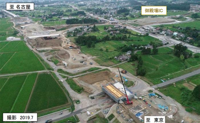 工事 道路 新 高速 東名 新東名いつ全線開通? 新御殿場ICも開通