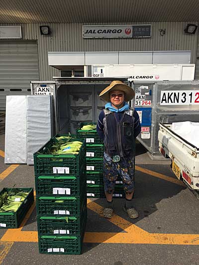 20190828nogyo3 - 農業総合研究所/旭川空港に農産物の集荷拠点開設