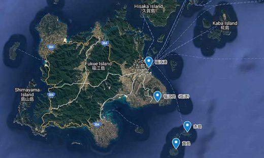 20190829ana22 520x311 - ANA、長崎県五島市/ドローンによる離島間無人物流の実証実験