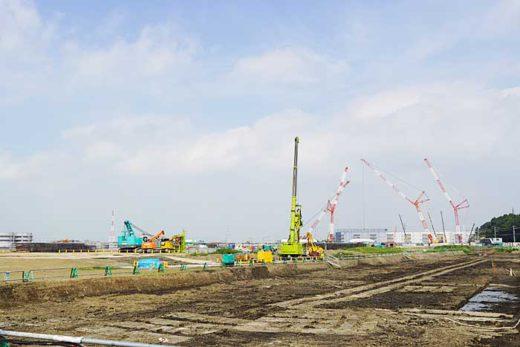 20190902daiwa6 520x347 - 大和ハウス/千葉県流山市で32万m2の物流センター着工