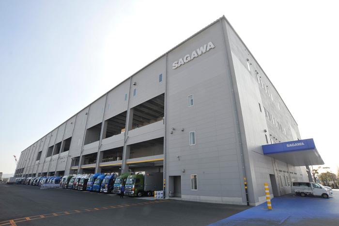 苅田営業所(九州デバンニングセンター)近景