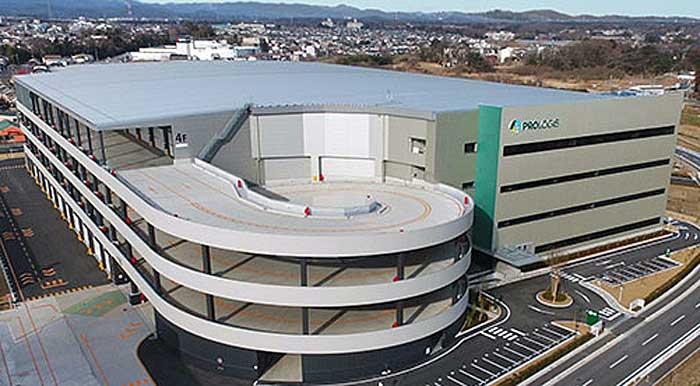20190903hacobu1 1 - Hacobu/LIXILビバの物流センターにMOVOバース管理S導入